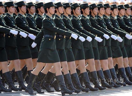 国庆阅兵制服回顾